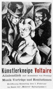Cabaret Voltaire / Dada Zürich