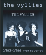 2CD the vyllies 1983-1988 remastered