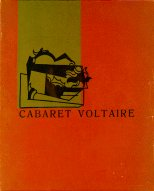 Cover for the magazine 'Cabaret Voltaire'
