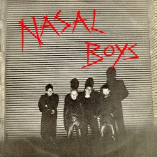 Cover Nasal Boys 'Hot Love'