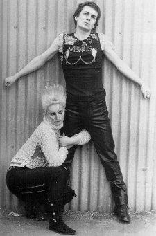 Jordan und Simon Barker
