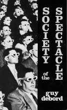 Cover 'The Society of the Spectacle'