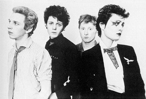 Steve Havoc/Severin / Kenny Morris / Pete Fenton / Siouxsie