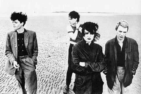 Kenny Morris / John McKay / Siouxsie / Steve Severin