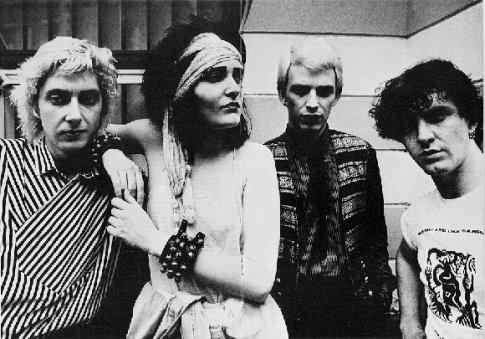 Budgie / Siouxsie / Steve Severin / John McGeoch