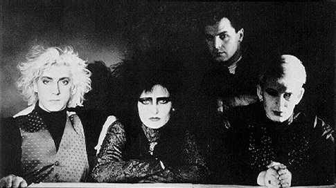 Budgie / Siouxsie / John Carruthers / Steve Severin